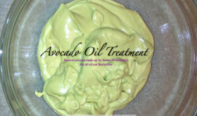 Avocado Oil Treatment on Natural Hair