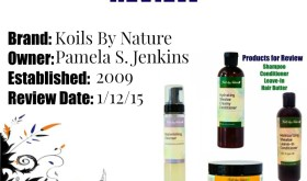 SWB Ingredients Review: Koils By Nature
