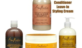 SWB Ingredients Review: Shea Moisture