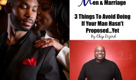 3 Tips to Avoid If Your Man hasn't Proposed
