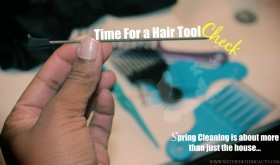 Spring Cleaning: Time For a Hair Tool Check