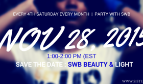 COMING SOON: SWB Beauty & Light PARTIES… ON-LINE!!!