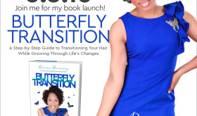 Join me at the launch: Butterfly Transition Book Launch