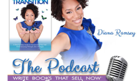 Butterfly Transition: Write Books That Sell Now Podcast Interview