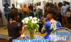 #ButterflyTransition Book Launch: Thank You