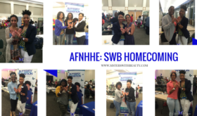 Armed Forces Natural Hair & Health Expo: SistersWithBeauty Homecoming